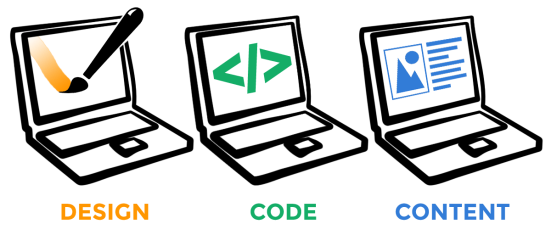 deisgn-code-content