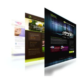 Front end design (for web)